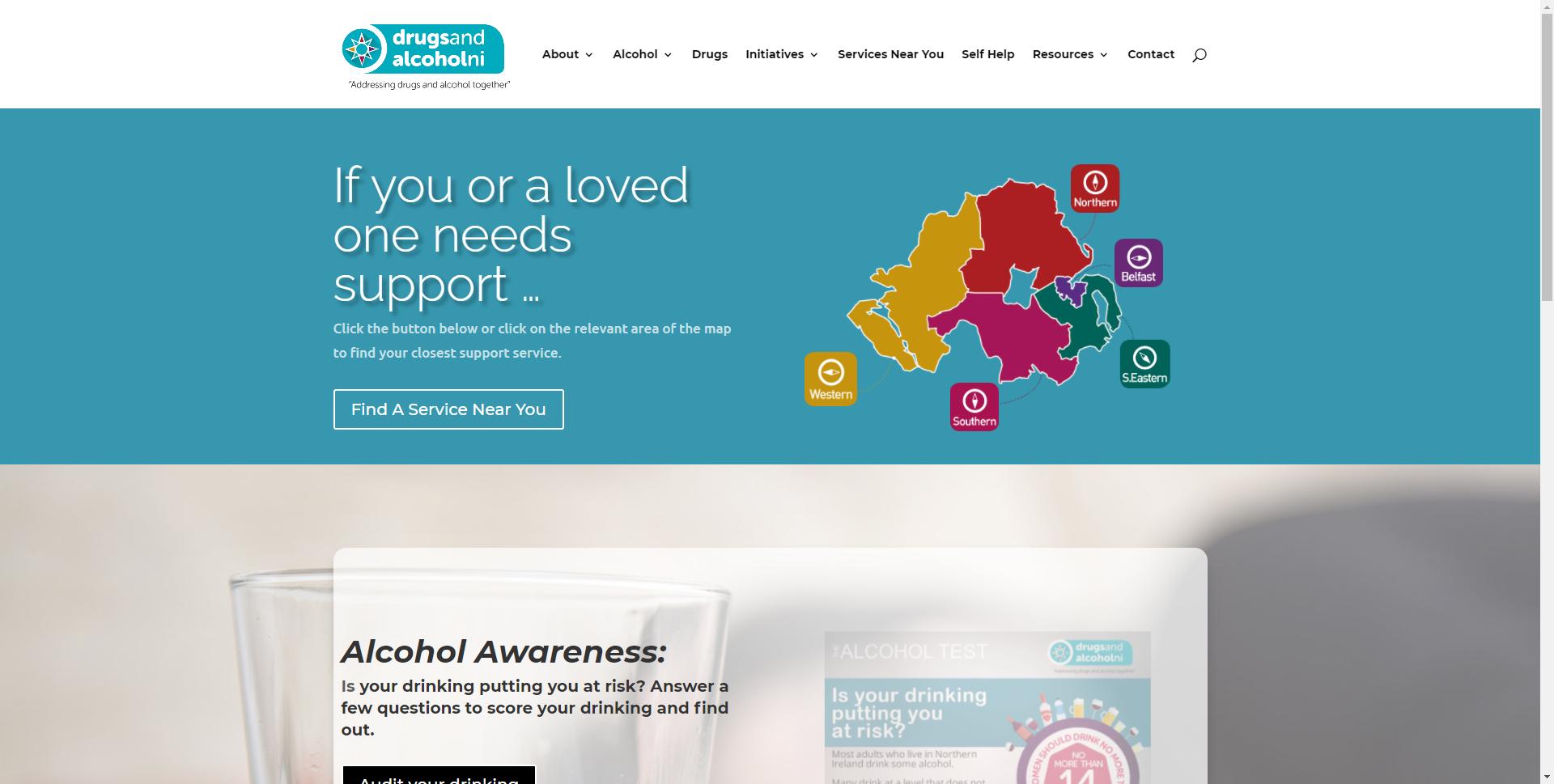 drugsandalcoholni.info Websites