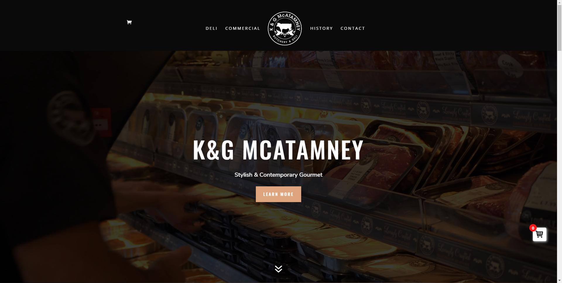 kgmcatamney.com Websites