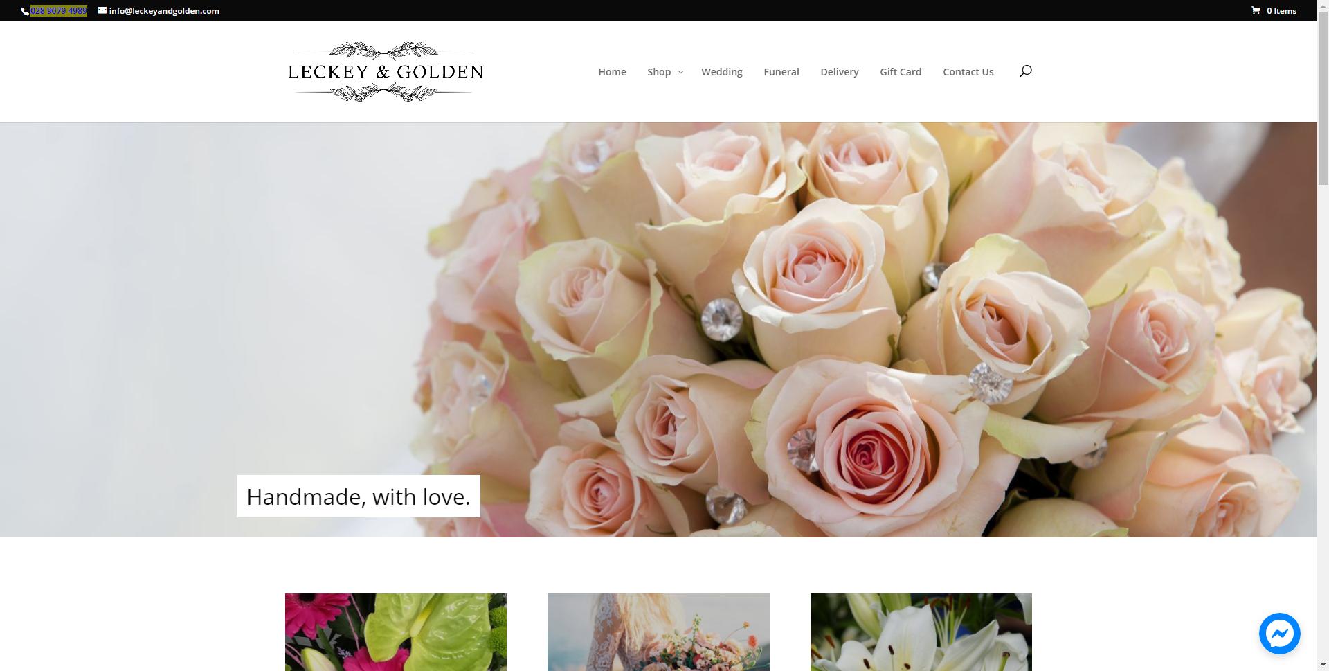 www.leckeyandgolden.com Websites